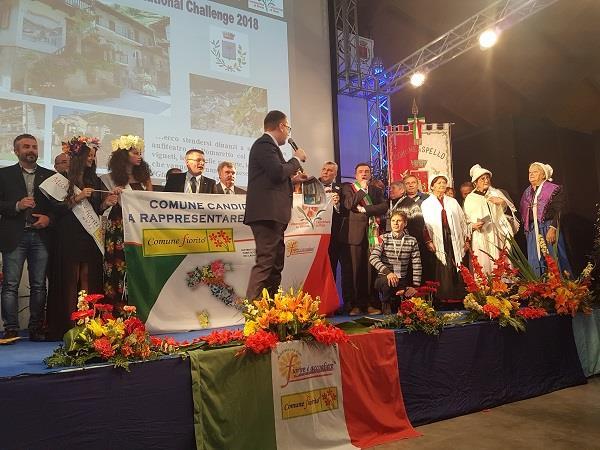 Concorso nazionale Comuni Fioriti